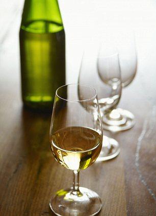Bottle of Muscadet