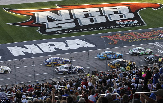 Alcohol: Alcohol may have been a factor in the incident, which occurred late in the Sprint Cup race, pictured