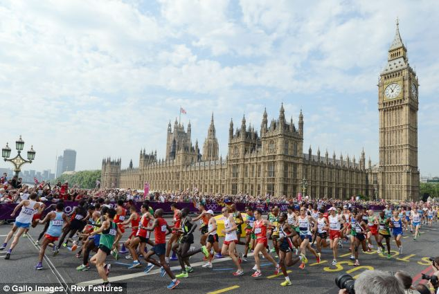 One in five people have a mixture of genes which makes them poorly suited to long distance running, scientists revealed