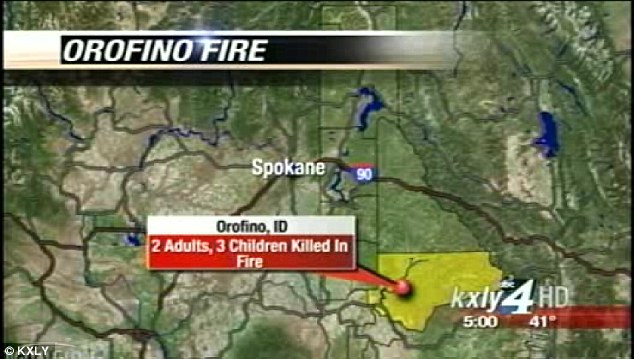 Unprecedented loss: Two veteran Idaho state fire marshals reported they had never investigated a house fire that took as many lives