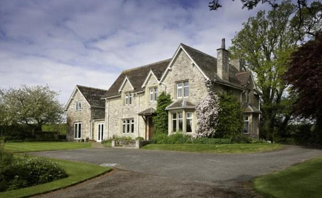 Rudyard Kipling often stayed with his parents at The Gables, which is for sale for £950,000, for weeks at a time