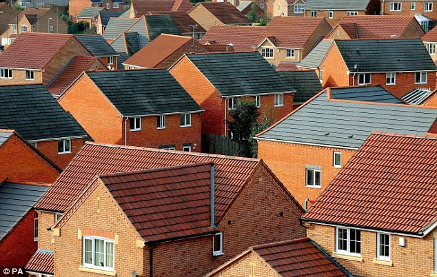 Property ladder: First-time buyers have been returning to the property market at their fastest rate since the start of the financial crisis in 02008, the CML said.