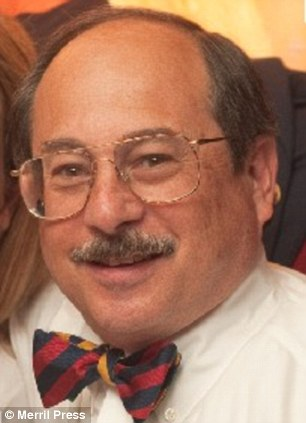 Alan Gottlieb, chairman of the Citizens Committee for the Right to Keep and Bear Arms (CCRKBA)