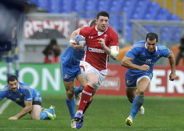 Showtime: Wales will host a Friday night fixture