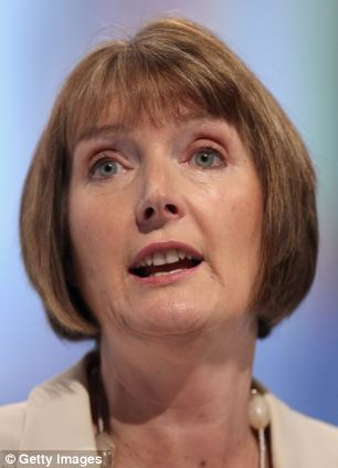 Warning: Labour media spokesman Harriet Harman said draconian measures could be brought in to regulate newspapers