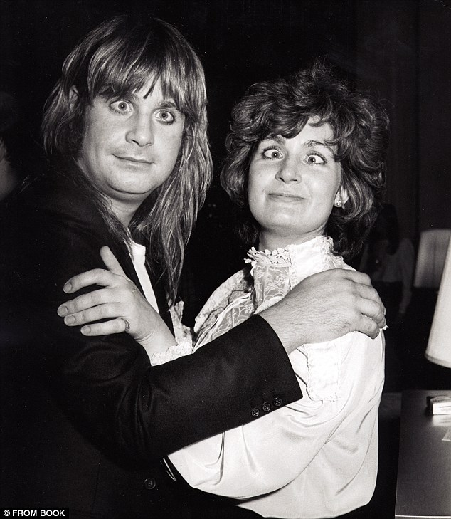 Ozzy met Sharon Osborne when she was only 18, the couple got married in 1982