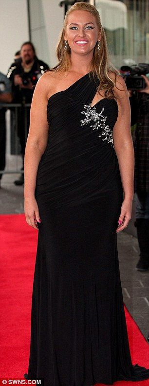 Big Brother winner Josie Gibson