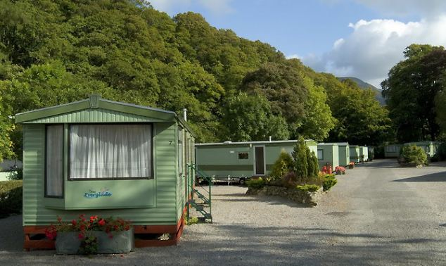The Low Briery Holiday Village in Cumbria where the Kenyon family were on holiday for the weekend