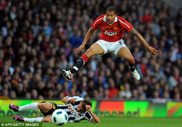 For the high jump: Bebe's quotes will doubtless raise eyebrows at his parent club