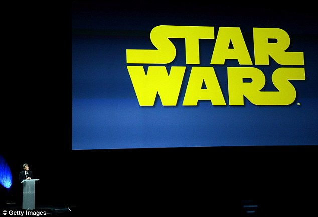 Cashing in: Disney have not been slow in maximising production from their latest intellectual property