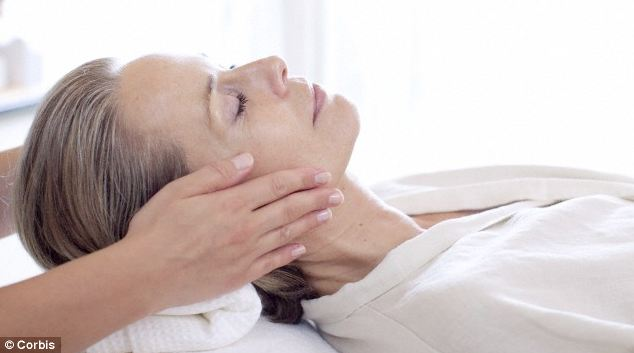 Powerful: The Swisscode serum was found to be of particular help to menopausal skin