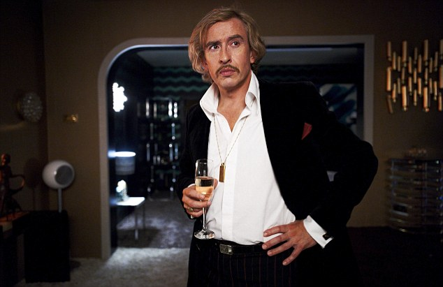Steve Coogan is set to play the role of Paul Raymond in new film The Look of Love