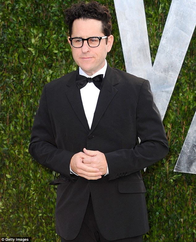 Quite the Trek: JJ Abrams has made the brave decision to tackle the Star Wars AND the Star Trek universes