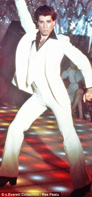 Back at his dancing weight: John looks like he could unleash THOSE moves again, quite comfortably