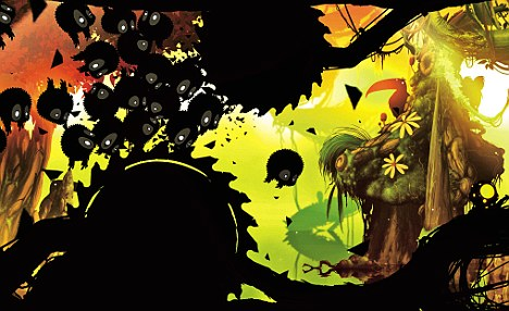Badland: This is a hand-drawn, moody take on platform games that feels like it should come with subtitles. It's rather splendid, though