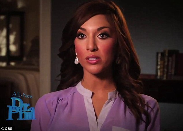 Background: The programme catches us up with Farrah's incredible story