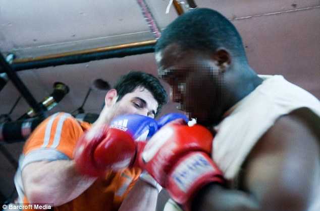 American dream: Representing New England in 2010 National Golden Gloves competition in Utah, Tsarnaev said he wanted to be 'selected for the US Olympic team and be [a] naturalized American'