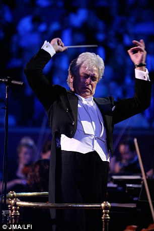 Accolades: Sir Colin won two Grammy awards in 2002 and 2006 and was twice named Male Artist of the Year at the Classical Brits