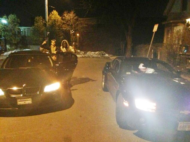 Tweet: Dzhokar had tweeted pictures of himself with the car on his account under the name J_tsar