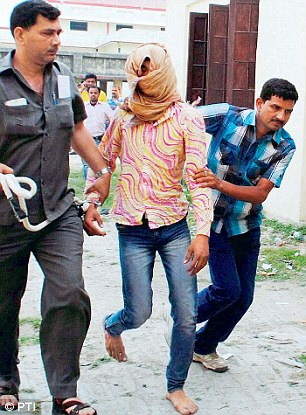 Rape accused Manoj Kumar Sah in custody