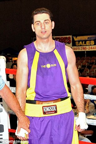 Tamerlan Tsarnaev was a promising boxer before his ambitions were dashed by a back injury
