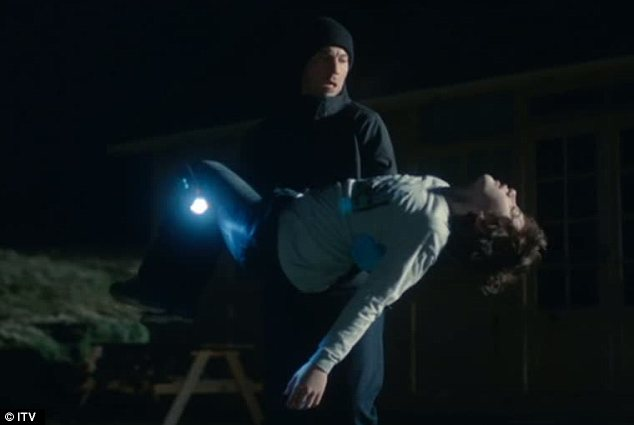 'I loved him': Matthew's character Joe Miller was revealed as the killer of Danny Latimer in the finale of the show