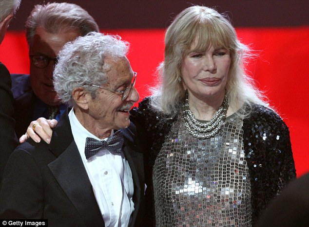 Former castmates: Arbus and actress Loretta Swit, who played Maj. Margaret 'Hot Lips' Houlihan on the popular show, appeared together in 2009 at the TV Land Awards in Los Angeles