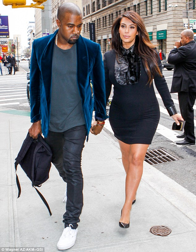 On our way: Disaster averted, Kimye are free to go about their business