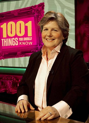 Return: Sandi Toksvig is back on our screens hosting 1001 Things You Should Know