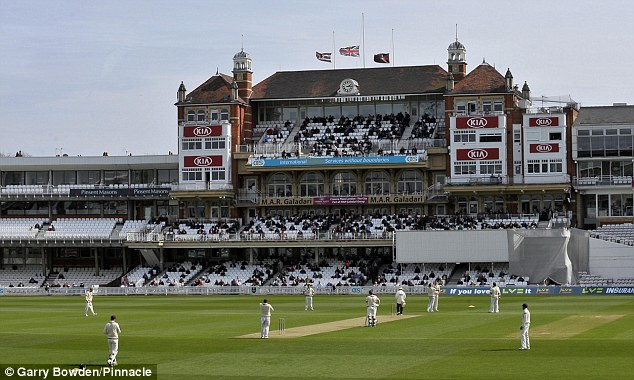 In full swing: The County Championship is back under way ahead of an Ashes summer