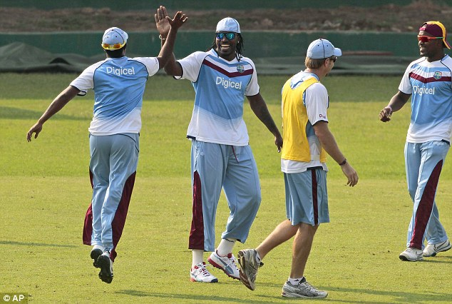 Gayle force: The West Indian is widely regarded as the best T20 batsman in the world