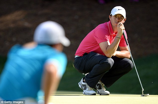 Torn: McIlroy thought about pulling out because he couldn't choose between GB and Ireland