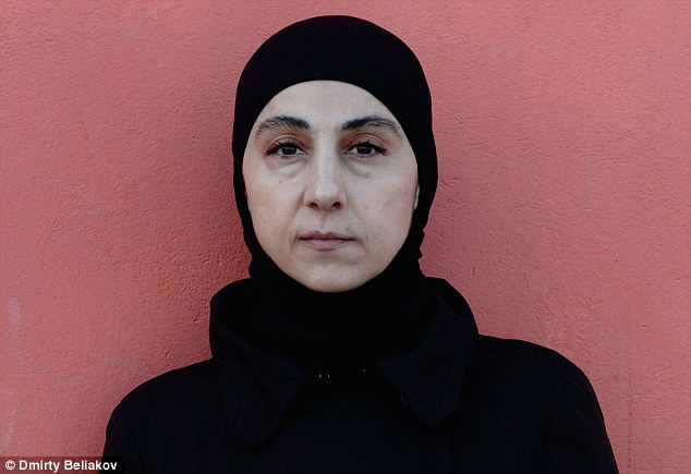 Rant: Zubeirat Tsarnaena, the Boston bombers' mother, has said she does not care if her surviving son is killed