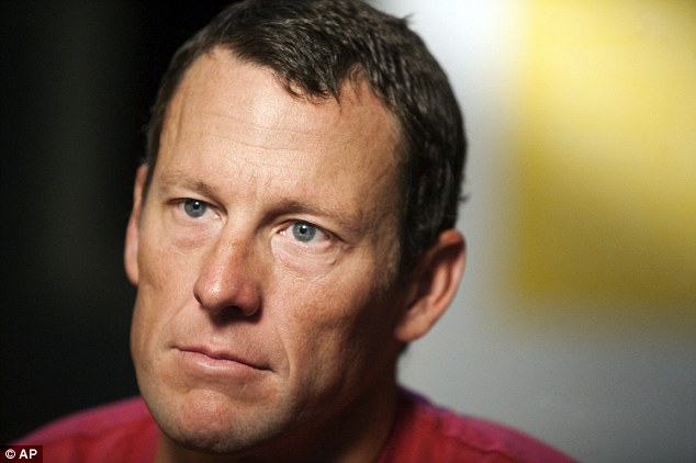 Money matters: Lance Armstrong is facing another enormous lawsuit over profits he made while cheating