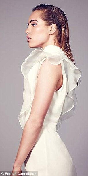 Suki wears mid-summer breeze dress, £87