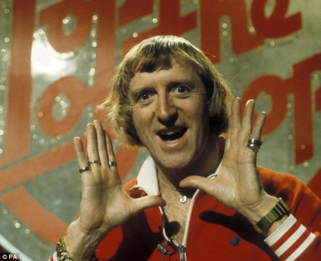 Starr, who was first arrested in November, weeks after the Savile (pictured) scandal erupted, has complained about his treatment