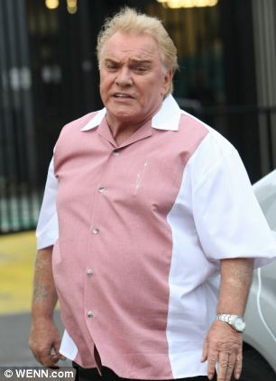 Freddie Starr (pictured in 2011) has been arrested for a second time by detectives investigating the Jimmy Savile sex scandal