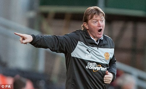 Rival? Stuart McCall is another potential target for United
