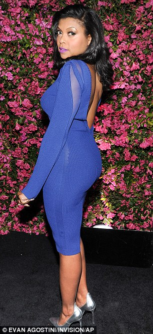 If you've got it... Actresses Taraji P. Henson and Julie Delpy flaunted their assets