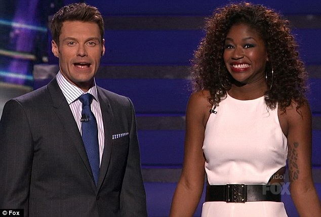 Got the look: With perfectly coiffured hair and a snazzy outfit, Ryan Seacrest was looking as good as ever