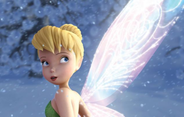 The new fairyfly species shares a name with Peter Pan's famous friend Tinker Bell