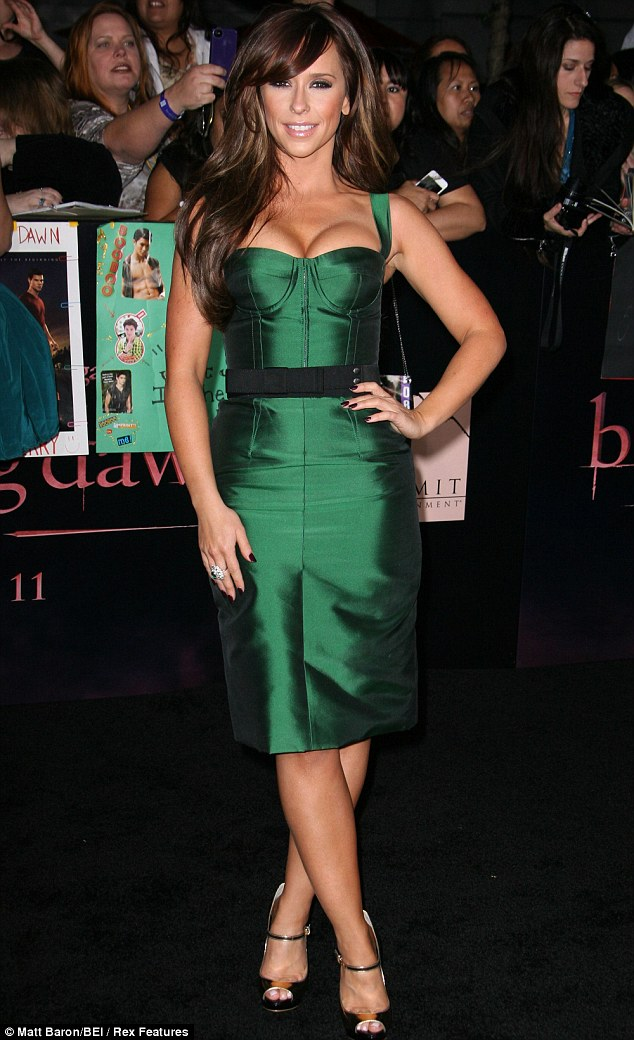 On the panel: Jennifer Love Hewitt is rumoured to be a contender to be judge on the third season of the X Factor USA