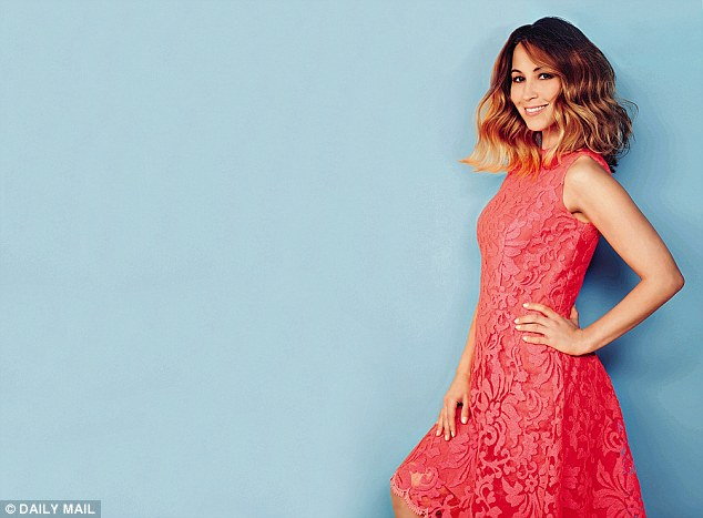 Fame: Rachel Stevens admits that she struggled with the pressures of her S Club 7 pop career