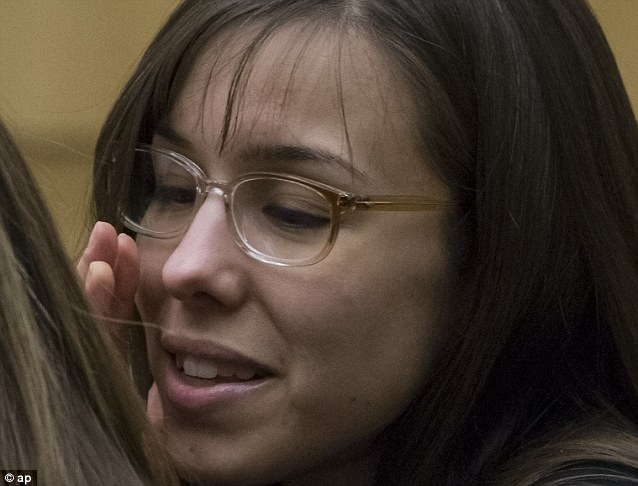 One week to go: The trial of Jodi Arias is about to reach its conclusion, however the jury seems to be having it's own dramas. A third juror has been dismissed from the case after being arrested for 'extreme DUI'