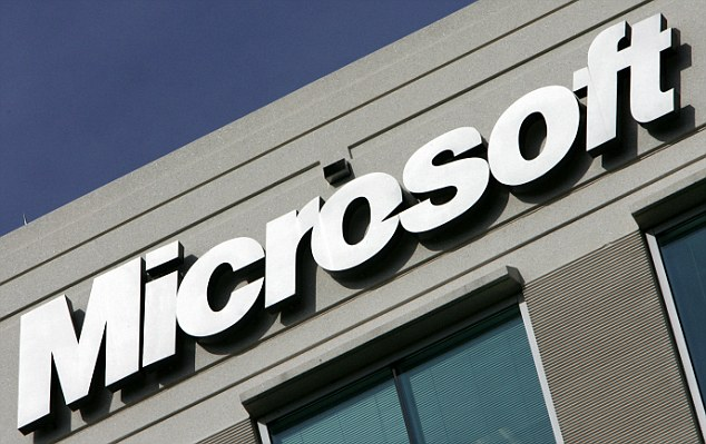 Microsoft is one of the biggest government contractors, accounting for almost two per cent of the entire IT budget