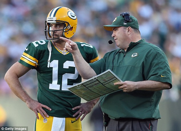 Big extension: Rodgers had two seasons remaining on his current deal for a total of roughly $20 million