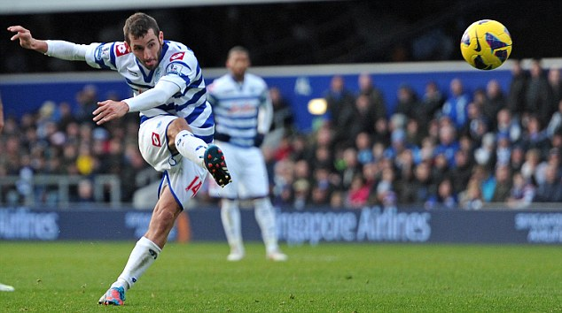 Included: Esteban Granero is recalled to the QPR side