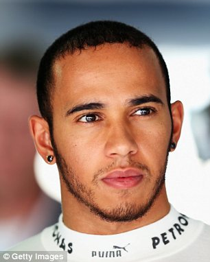 Don't do it: Lewis Hamilton has reportedly pleaded with Nicole Scherzinger not to return to The X Factor