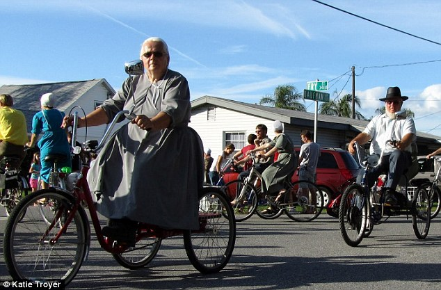 Attraction: Every winter, scores of Amish and Menonites flock to a small Florida community that is built around their way of life