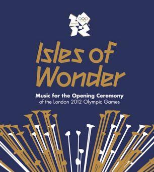 CD: 'Isles Of Wonder' - Various Artists